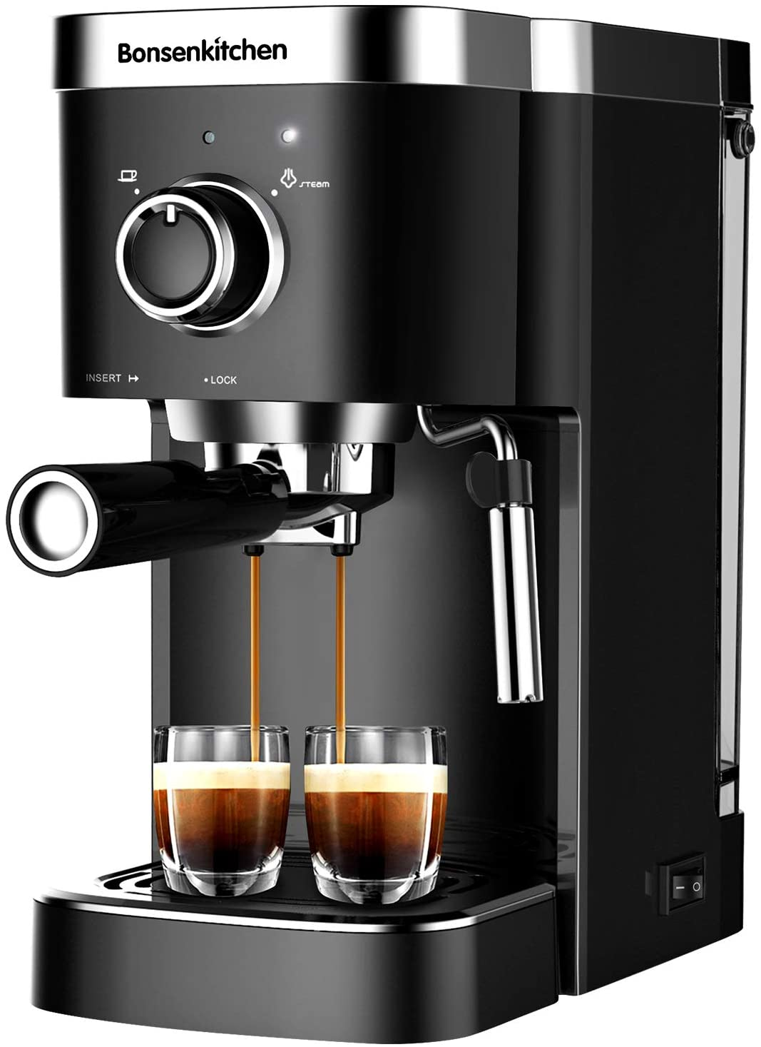 Bosenkitchen Espresso Machine | Coffee Brew Mag