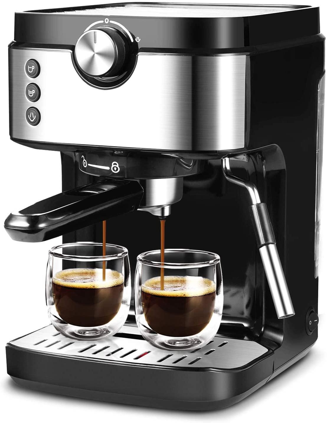best espresso machine under $100
