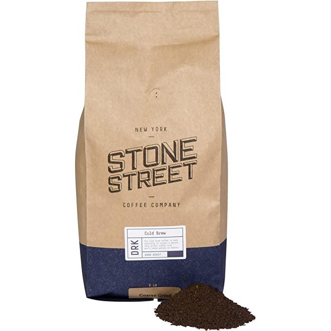 Stone Street Coffee Cold Brew | Coffee brew mag
