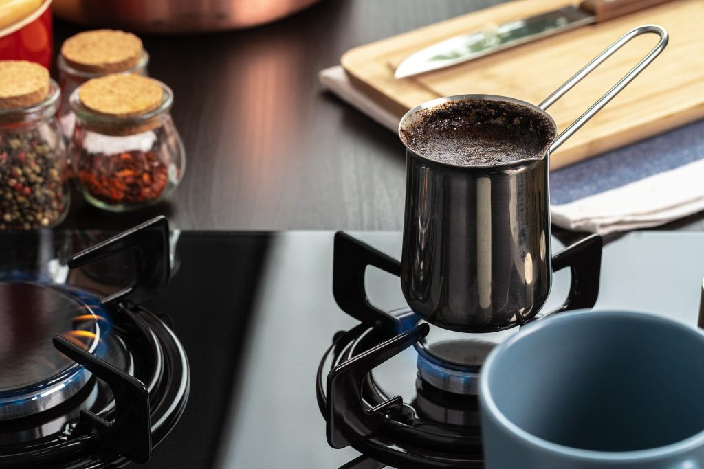 How To Make Coffee On The Stove